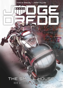 Judge Dredd: The Small House : The Small House, Paperback / softback Book