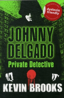 Private Detective : Johnny Delgado, Paperback Book