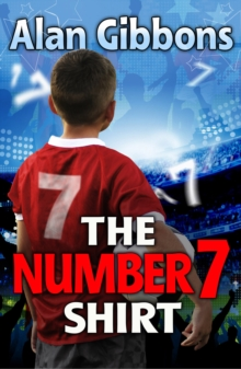 The Number 7 Shirt, Paperback Book