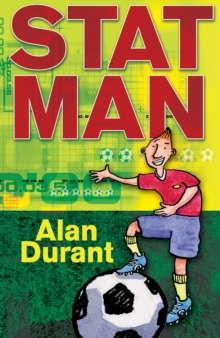 Stat Man, Paperback Book