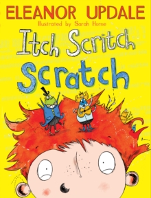 Itch Scritch Scratch, Paperback Book