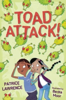 Toad Attack!, Paperback / softback Book