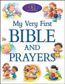 My Very First Bible and Prayers, Hardback Book