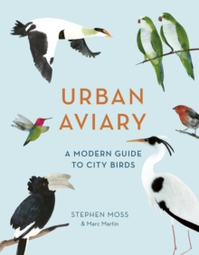 Urban Aviary : A modern guide to city birds, Hardback Book