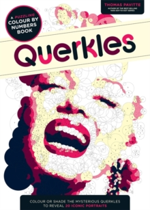 Querkles : A Puzzling Colour-By-Numbers Book, Paperback / softback Book