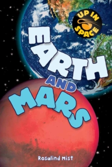 Up in Space: Earth and Mars (QED Reader), Paperback Book