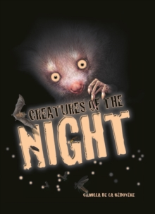 Creatures of the... Night, Paperback Book