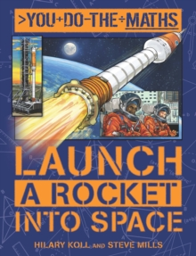 You Do the Maths: Launch a Rocket into Space, Paperback Book