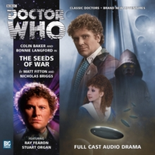 Doctor Who : The Seeds of War, CD-Audio Book