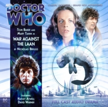 Doctor Who : War Against the Laan, CD-Audio Book