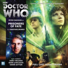 Prisoners of Fate, CD-Audio Book