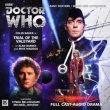 Trial of the Valeyard, CD-Audio Book