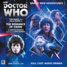 The Romance of Crime, CD-Audio Book