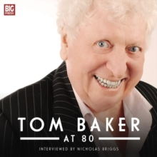 Tom Baker at 80, CD-Audio Book