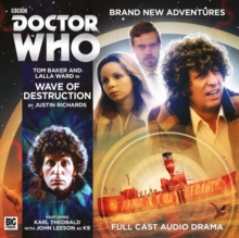 The Fourth Doctor Adventures 5.1: Wave of Destruction, CD-Audio Book