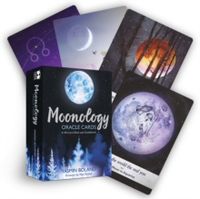 Moonology Oracle Cards : A 44-Card Deck and Guidebook, Cards Book