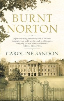 Burnt Norton, Hardback Book