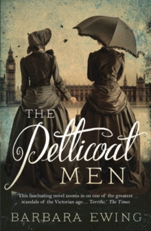 The Petticoat Men, Paperback Book