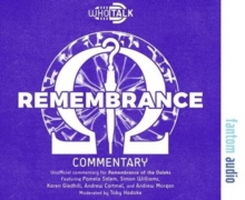 Remembrance : The Unofficial Commentary for the Remembrance of the Daleks, CD-Audio Book