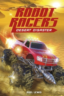 Desert Disaster, Paperback Book