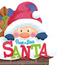 Peek-A-Boo Santa, Board book Book
