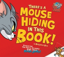 There's a Mouse Hiding in This Book!, Paperback Book