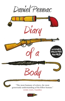 Diary Of A Body, Paperback / softback Book