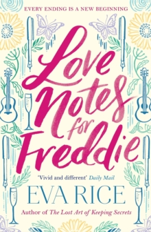 Love Notes for Freddie, Paperback Book