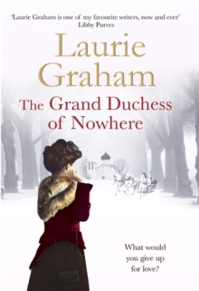 The Grand Duchess of Nowhere, Hardback Book
