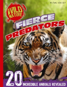 Wild Nature: Fierce Predators, Paperback Book