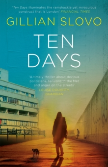 Ten Days, Paperback Book