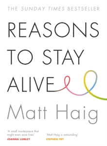 Reasons to Stay Alive, Paperback Book
