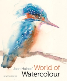 Jean Haines' World of Watercolour, Hardback Book
