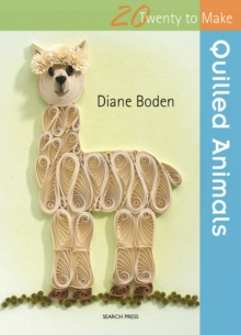 Twenty to Make: Quilled Animals, Paperback Book