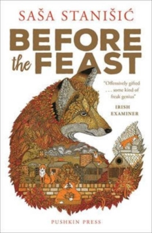 Before the Feast, Paperback Book