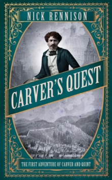 Carver's Quest, Paperback Book
