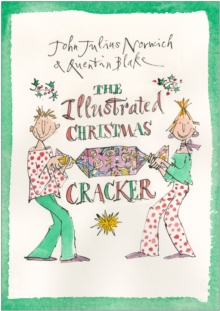 The Illustrated Christmas Cracker, Hardback Book