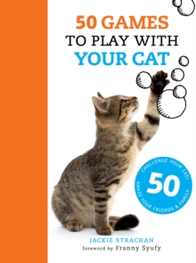 50 Games to Play with Your Cat, Paperback Book