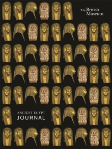 The British Museum : Ancient Egypt Journal, Hardback Book