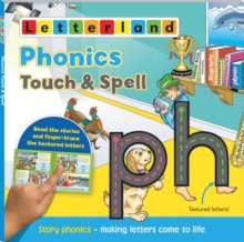 Phonics Touch & Spell, Paperback Book