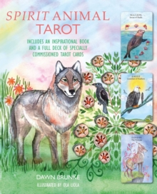 Spirit Animal Tarot : Includes an Inspirational Book and a Full Deck of Specially Commissioned Tarot Cards, Mixed media product Book