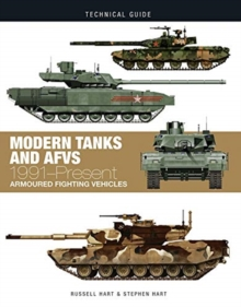 Modern Tanks and AFVs : 1991-Present Armoured Fighting Vehicles