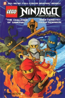 Lego Ninjago : The Challenge of Samukai Volume 1, Paperback Book