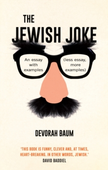 The Jewish Joke : An essay with examples (less essay, more examples)