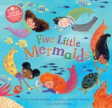 Five Little Mermaids, Paperback / softback Book