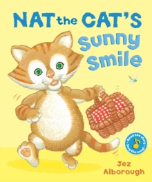 Nat the Cat's Sunny Smile, Paperback Book