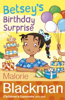 Betsey's Birthday Surprise, Paperback Book