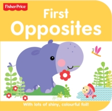 Fisher Price Rainforest Friends Opposites, Board book Book