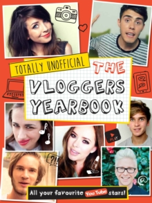 The Totally Unofficial Vloggers Yearbook: Studio Press, Hardback Book
