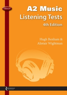 Edexcel : A2 Music Listening Tests, Paperback Book